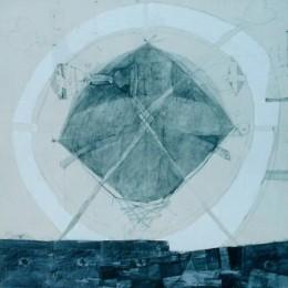 Flux -grafica, colaj - 150x150cm (2)