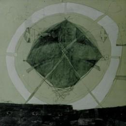 Flux -grafica, colaj - 150x150cm (3)